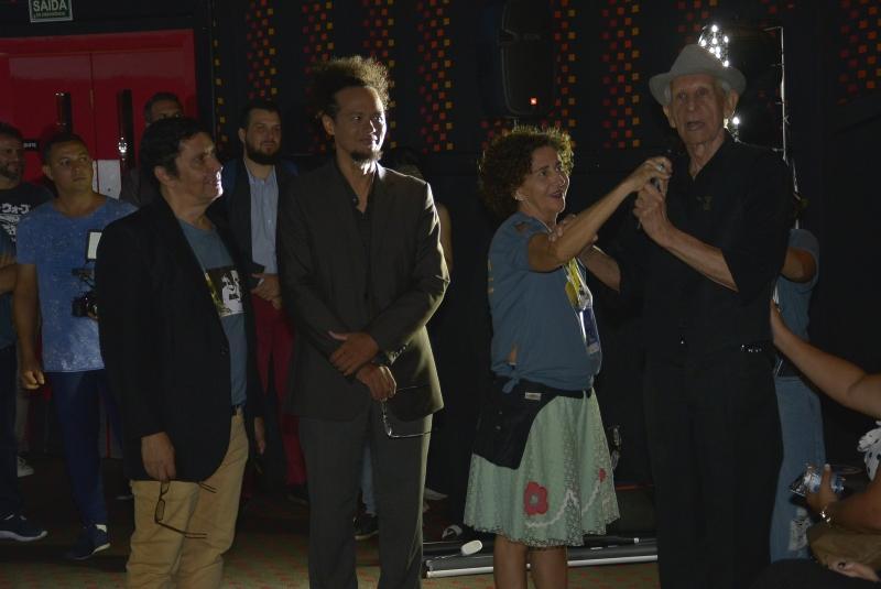 Luzes, câmera e ação: Confira a abertura do 14° Fest Aruanda