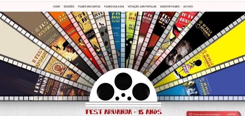 Fest Aruanda apresenta plataforma inédita para exibição de filmes